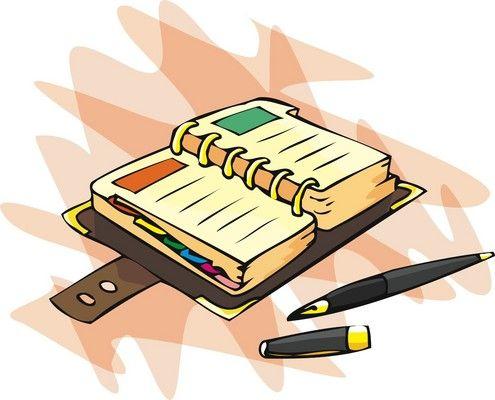 Notebook clipart school agenda Rapids Agenda Public Board 1_0