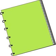 Notebook clipart school material Clip Free Notebook NotebooksSchool