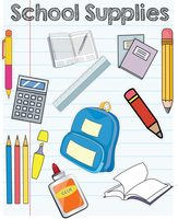 Notebook clipart school material Art supplies Size: clipart Pictures