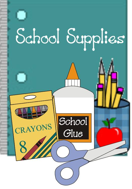Bag clipart school supply Download Clipart School Free school