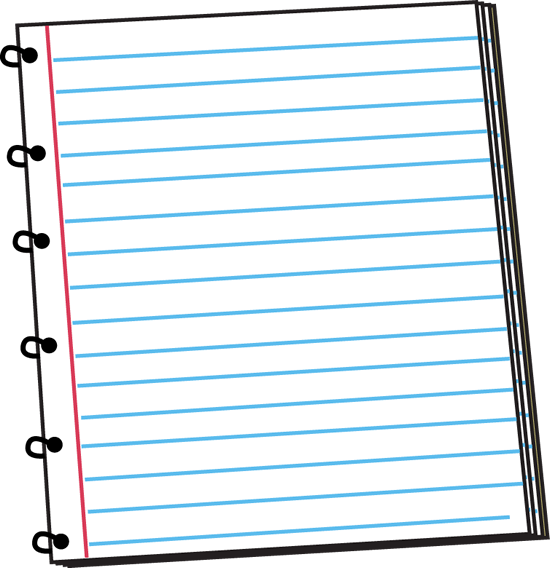 Notebook clipart school notebook Spiral SchoolSpiral Free Scrapbook Notebook