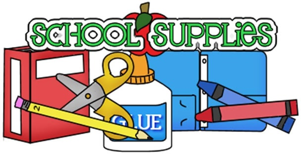 Marker clipart free school supply #1