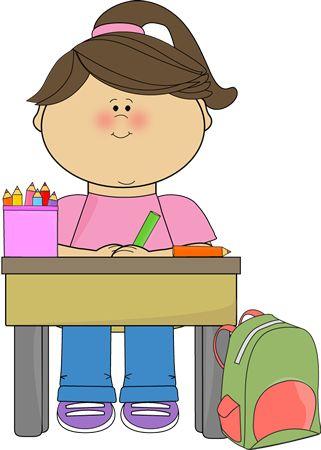 Desk clipart independent work School images Clip Work best