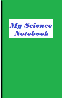 Notebook clipart science notebook Science Notebooks science notebook