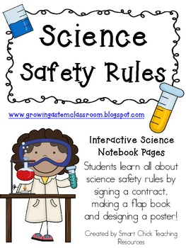 Notebook clipart science notebook Science Rules Notebook Science ~