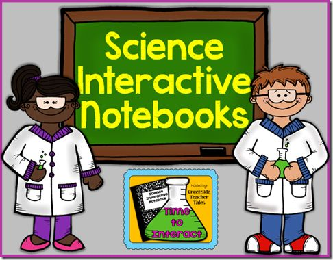 Notebook clipart science notebook  notebooks Foldables/Interactive best Science