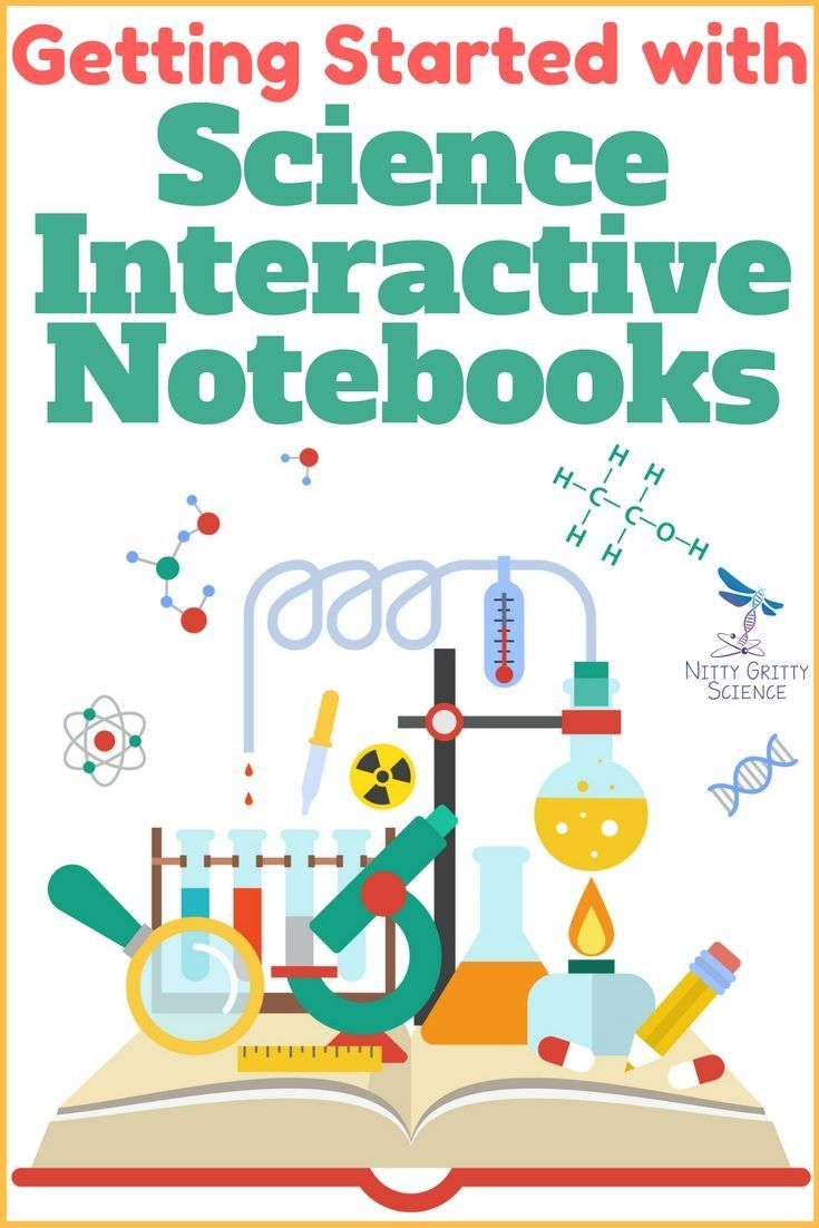 Notebook clipart science notebook Science process Pinterest concepts notebooks
