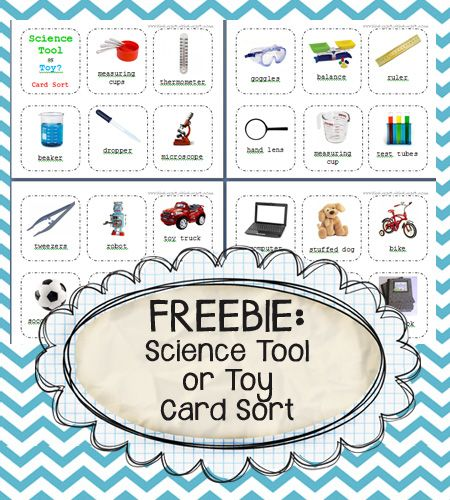 Scientist clipart kindergarten science Tools 25+ (free; Pinterest Card