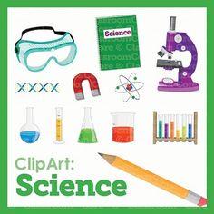 Notebook clipart scientist Clip Clip Images Art: Science