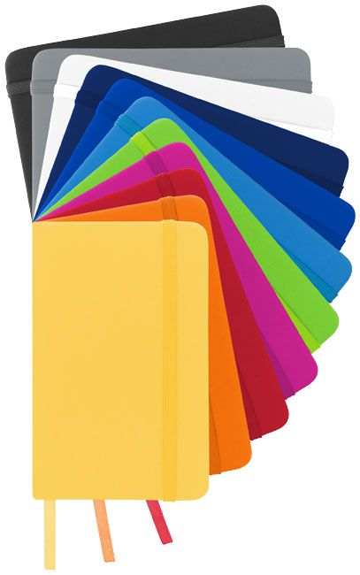 Notebook clipart solid Spectrum (notepad) black Notebook A6