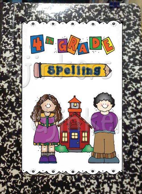 Notebook clipart spelling Inkers notebook & to Teachers