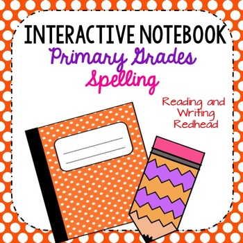 Notebook clipart spelling Notebo Interactive Redhead by Spelling