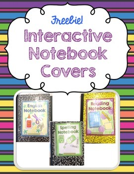 Notebook clipart spelling ~ English Notebook ~ Spelling