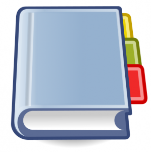 Notebook clipart tabbed With Notebook With Notebook Art