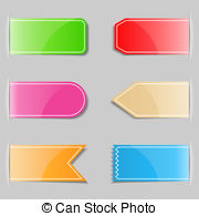 Notebook clipart tabbed Tab Illustrations royalty Stock of