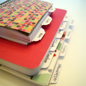 Notebook clipart tabbed Remember to tabs good make