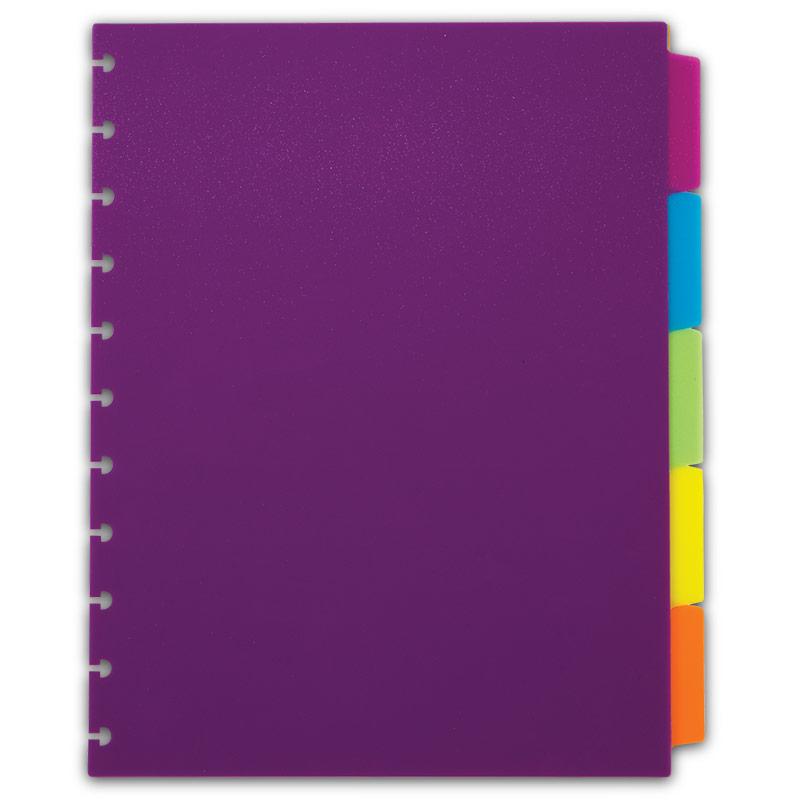 Notebook clipart tabbed Vivacious Dividers Tab (set Tab