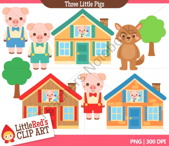 Notebook clipart three Little from Fairy Clipart images