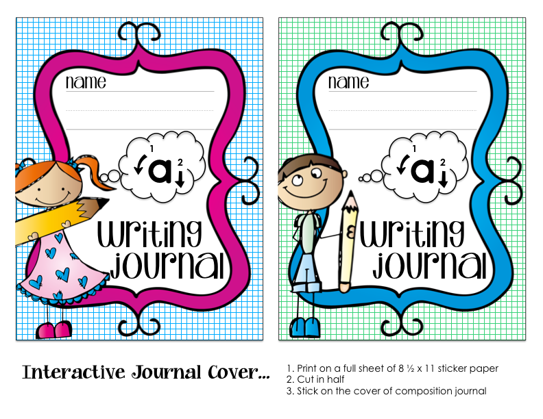 Notebook clipart writing journal Journals notebooks writing composition to