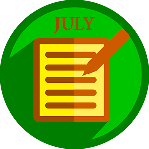 Notice clipart agenda July Willow Charter Notice Board