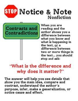 Notice clipart main idea Anchor contains  PDF Notice
