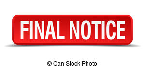 Notice clipart warning Square Clip final free 9