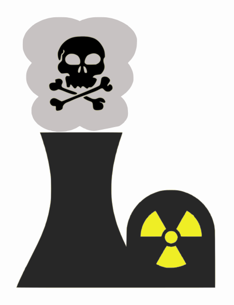 Toxic clipart nuclear power plant 3 Art Clip Plant Download
