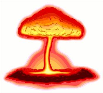 Nuclear clipart #10