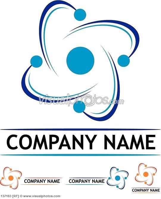 Nuclear clipart logo #13