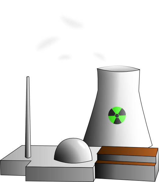 Toxic clipart nuclear reactor Art Clip at Clker this