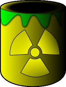 Toxic clipart radiation Art Clker Toxic at Clip