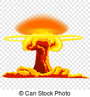 Explosions clipart nuke Illustrations 2 and Nuclear on
