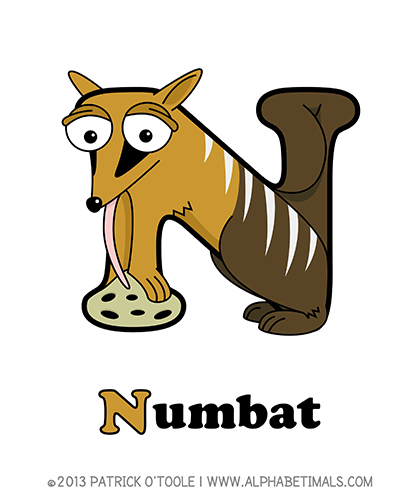 Numbat clipart Quail Clipart Easier easier more fun! make