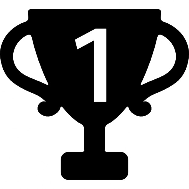Number clipart 1 cup Number Icon number cup Free