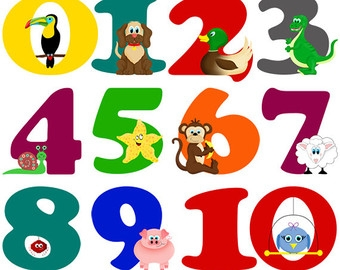 Number clipart artistic Clipart Clip Numbers Number 0