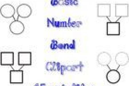 Number clipart basic Number Art Basic Bond Number