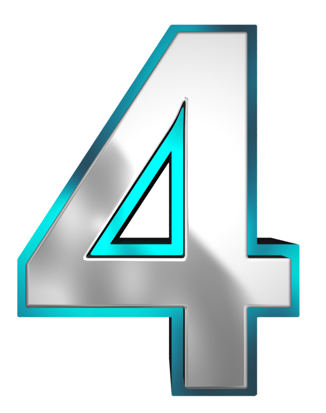Number clipart blue Number Gallery Image  full