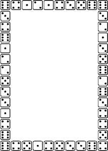 Iiii clipart dice In math Free numbers math