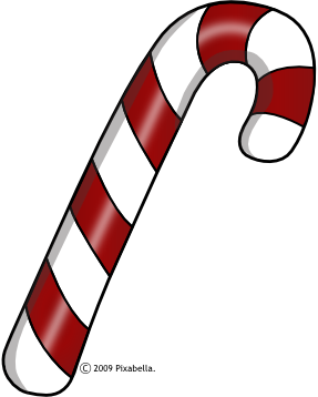 Candy Cane clipart simple Clip cane cane Candy Pictures