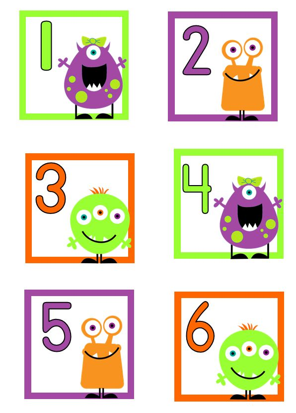 Number clipart eye Images calendar that use about