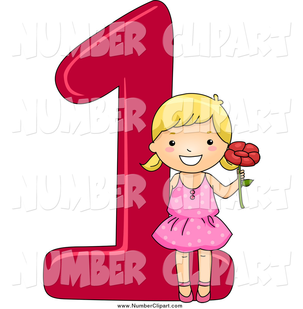 Number clipart kid number Child Royalty Designs Free Number