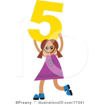 Number clipart kid number For Free Clipart Numbers Panda