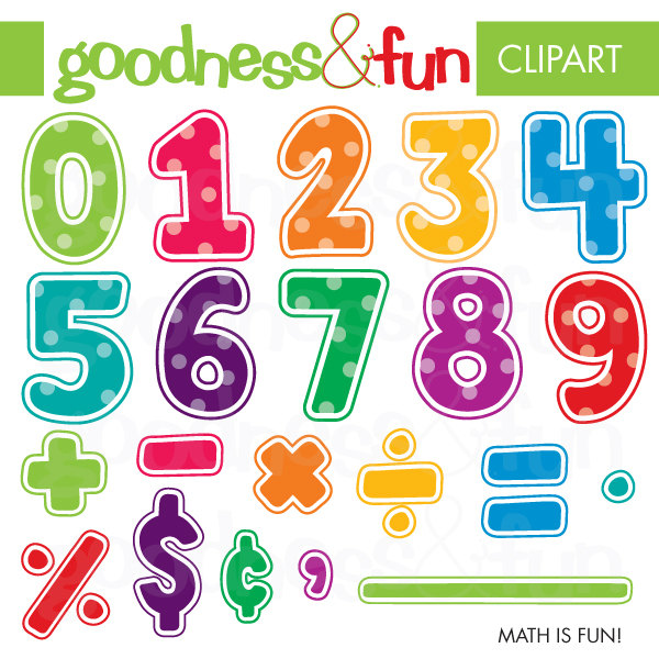 Number clipart math Clipart collection 20 1 Get