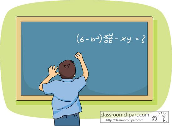 Number clipart math problem Math Problem Download – Art