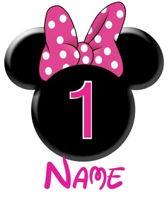 Number clipart minnie mouse  Clip Clipart Mouse White