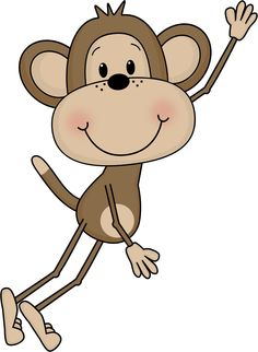 Number clipart monkey And images Monkeys Find Cute