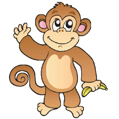 Number clipart monkey Pictures Cartoon Funny Pictures Monkeys