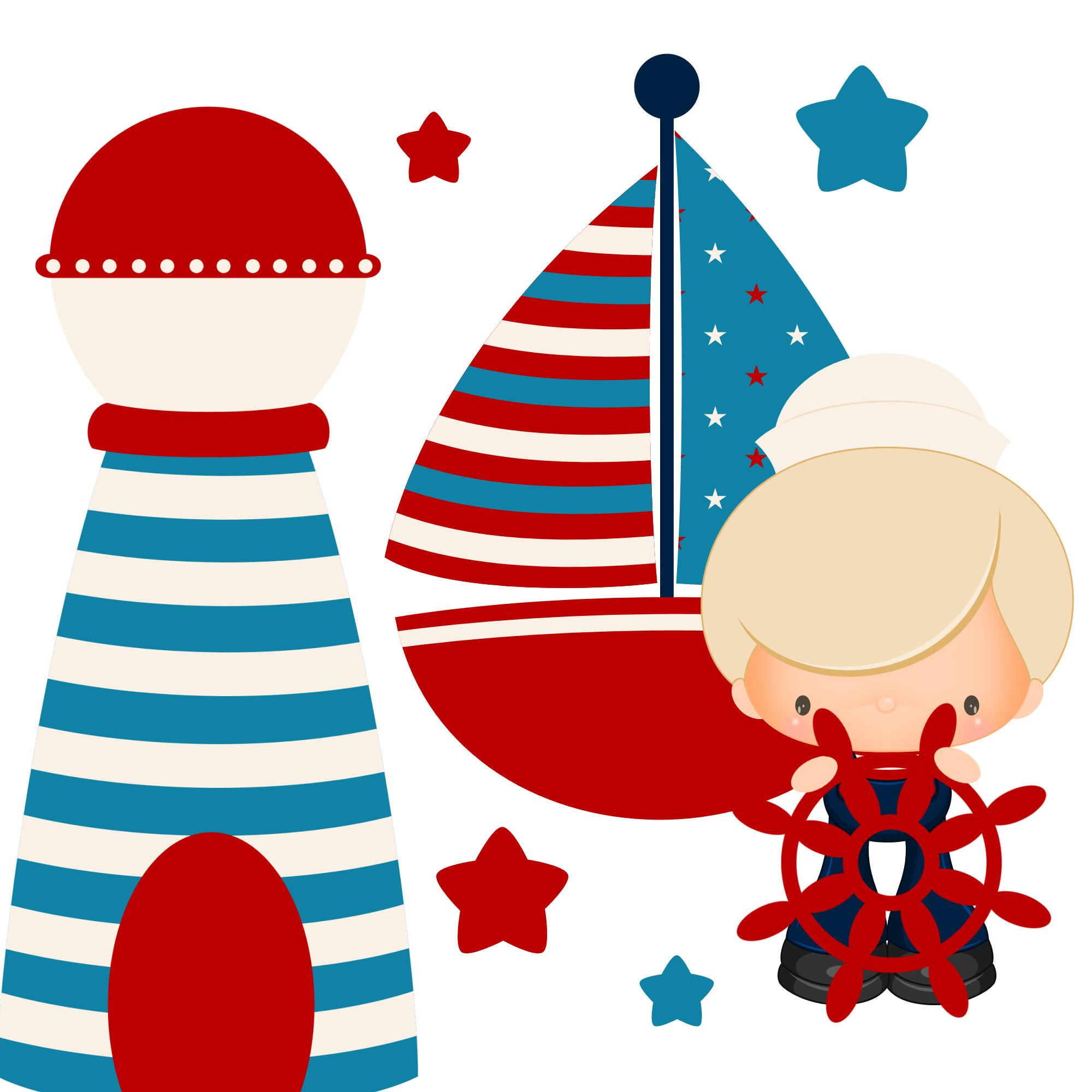 Number clipart nautical Cute Clipart  Nautical