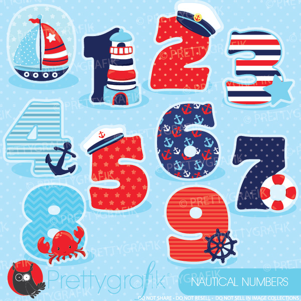 Seaside clipart nautica #2