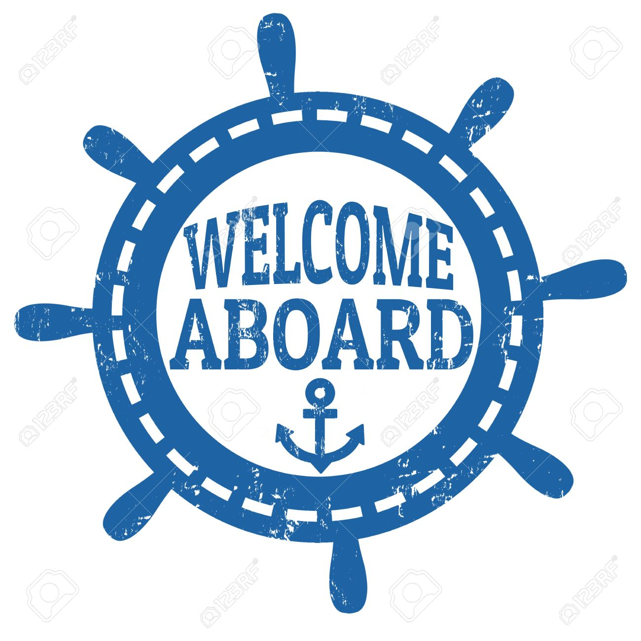 Number clipart nautical Nautical Welcome Clipart Nautical Aboard